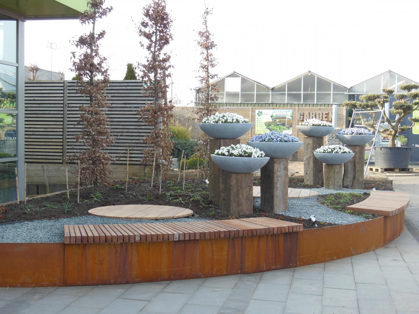 Entree intratuin dutch quality gardens for Vacature intratuin