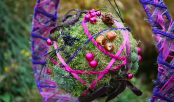 Herfstworkshop: 'Hoorn des overvloeds'