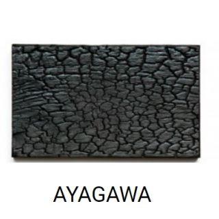 AYAGAWA (zwart gebrand Eikenhout)