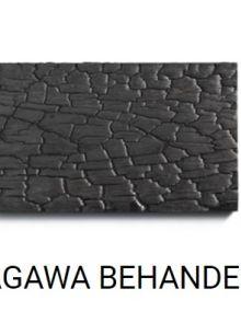 AYAGAWA BEHANDELD (zwart gebrand Eikenhout)