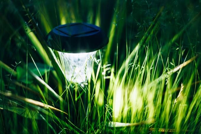 Licht maakt de tuin mooier!