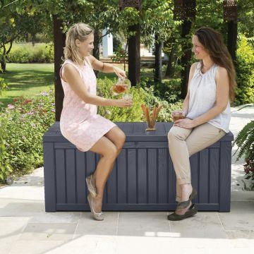 Tips voor het opbergen van je tuinmeubelen!
