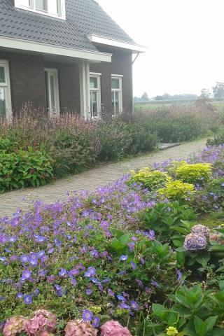 boerderij tuin