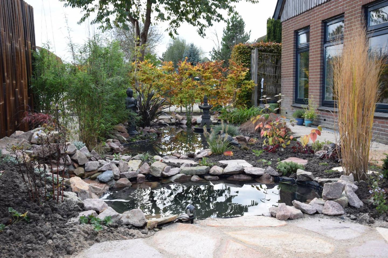 Zen Tuin Aanleggen : Zentuin dutch quality gardens