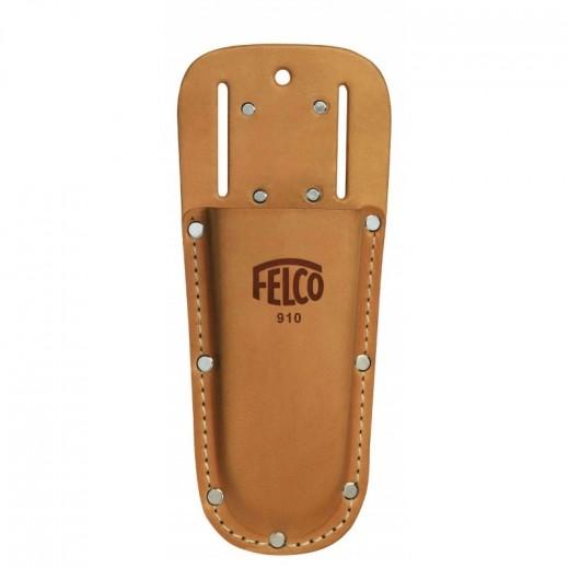 Lederen bescherm-etui voor Felco snoeischaren