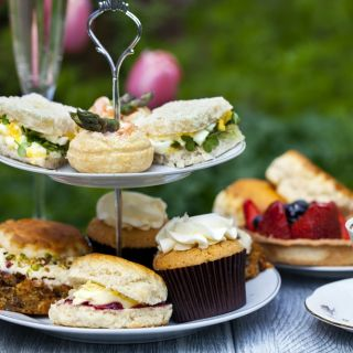 Moederdag High Tea Arrangement - 12 mei 2018
