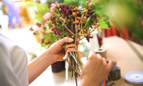 Workshop: Voorjaarsdecoreren 'Voorjaarsbos' op schaal