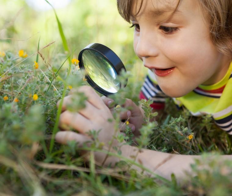 Spelen en ontdekken