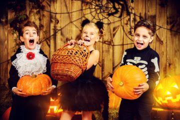 Halloween Griezeltocht (vrijdag)