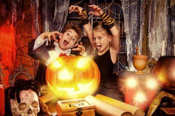 Halloween Griezeltocht (zaterdag)