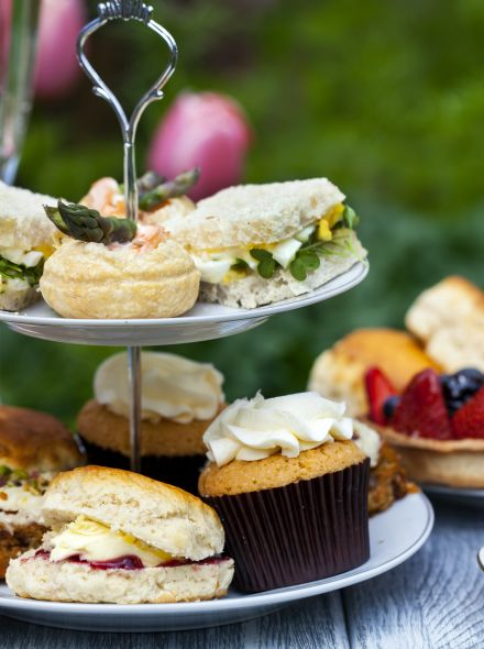 Activiteit | High-Tea  | 1 persoon