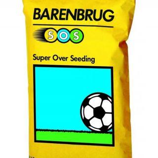 Barenbrug S.O.S. 1 kg (graszaad sportvelden, speelvelden, doorzaaien bij lage temperaturen)