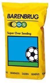 Barenbrug S.O.S. (1 kg graszaad voor sport- en speelvelden)