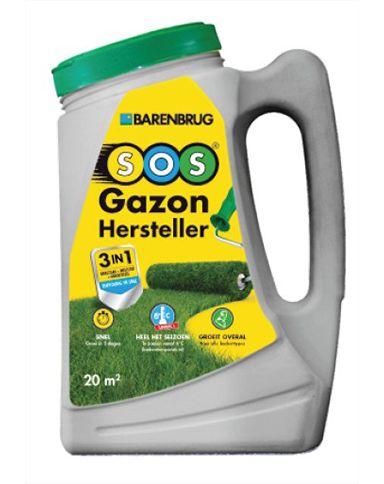 Barenbrug SOS Gazon Hersteller 3 in 1