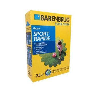 Barenbrug Sport Rapide 500 gram (graszaad, Hoge bespelingstolerantie)