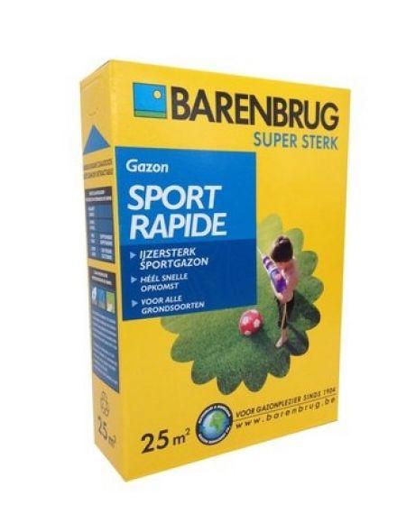 Barenbrug Sport Rapide (Graszaad voor hoge bespelingstolerantie)