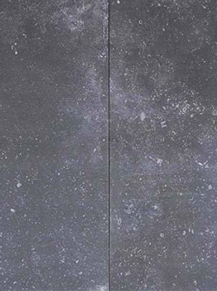 Stones Belgium Black 80x80x4 cm (MBI GeoCeramica®)