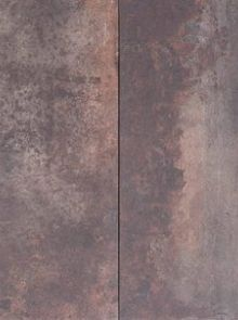 Stones Corten Steel 80x80x4 cm (MBI GeoCeramica®)