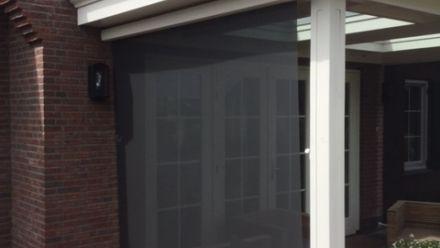 Oprolbaar terrasscherm VITA (Privacyscherm - Windscherm)