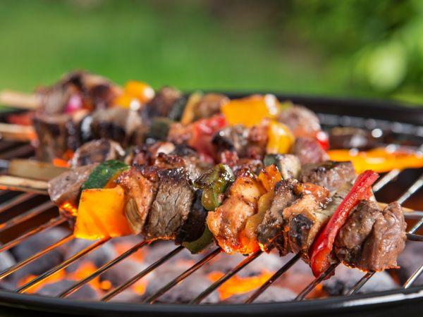 Barbecue à la Appeltern