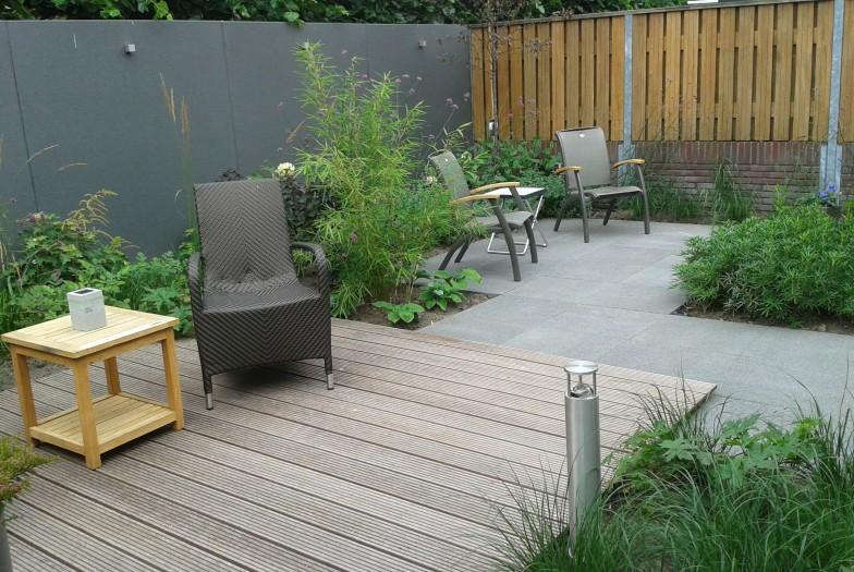 Genoeg strakke tuin moderne kleine tuin in Eersel | De Tuinen van Appeltern @PU74