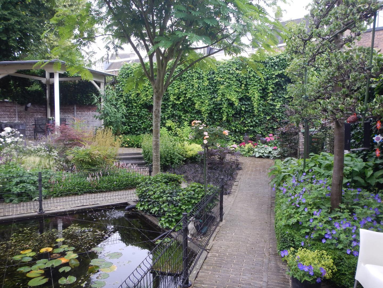 Oase van groen in hartje Den Bosch