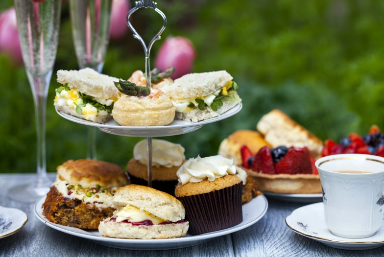 High-Tea Arrangement