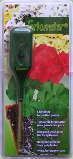 Fertometer - bemestingsmeter voor potplanten, tuin en gazon (PCT030)