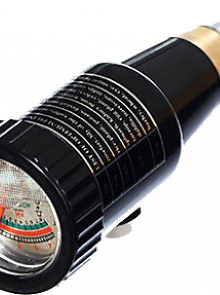 ZD-05 Professionele grondmeter om pH en vocht te meten (PCT090)