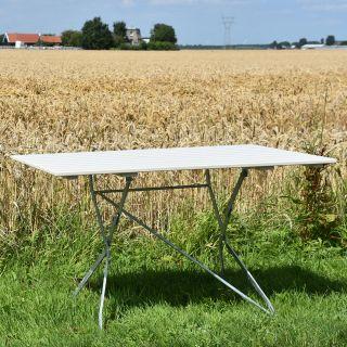 ELEFANT Klaptafel Bayern (Wit) 120 x 70 cm