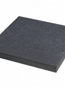 Oudhollandse tegels 40x40x7 cm carbon type s - per stuk (art. 12026024)