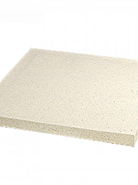 Oudhollandse tegels 50x50x5 cm creme type s - per stuk (art. 12057501)