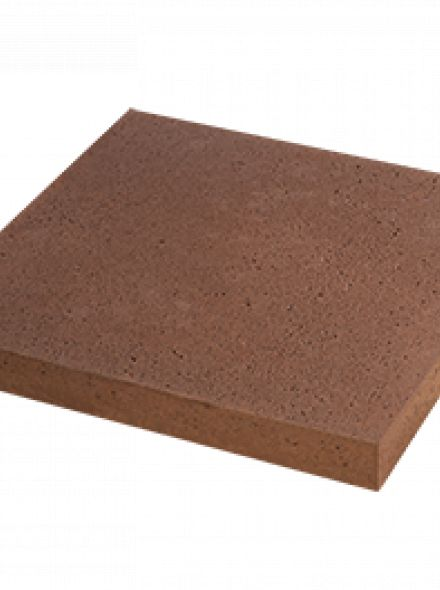 Oudhollandse tegels 50x50x5 cm roodbruin type s - per stuk (art. 12057479)