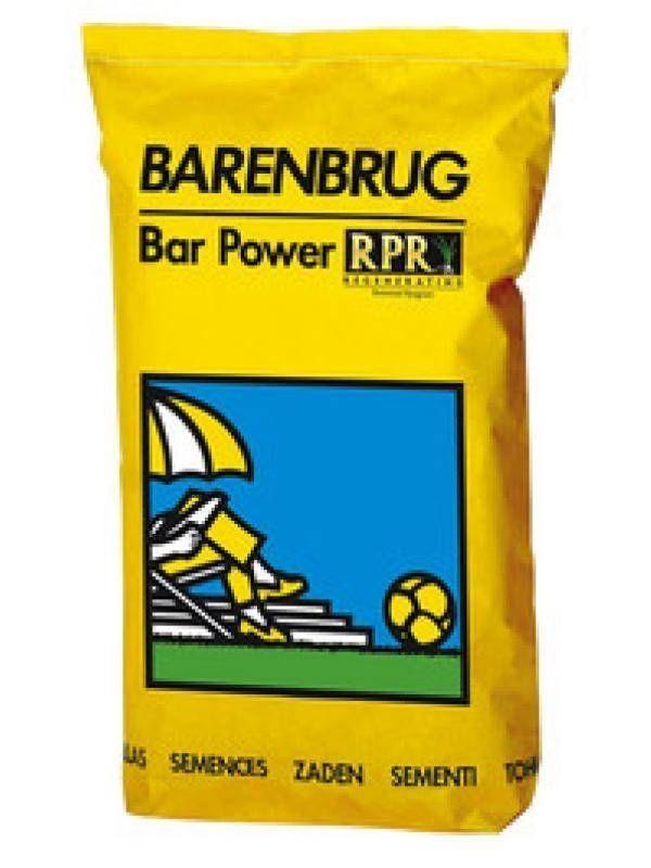 Barenbrug Bar Power RPR (1 kg graszaad voor speelgazon)