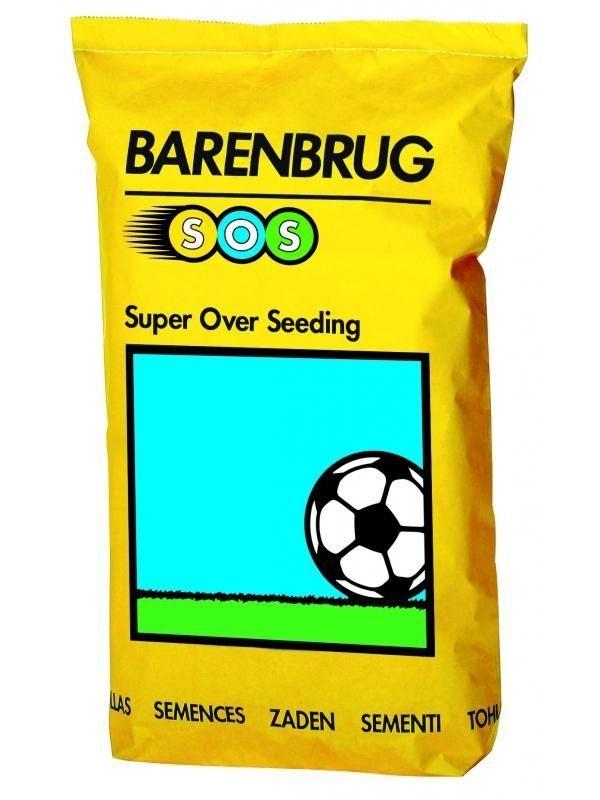 Barenbrug S.O.S. (2,5 kg graszaad voor sport- en speelvelden)