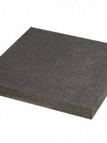 Oudhollandse tegels 150x120x10 cm antraciet type s - per stuk (art. 12058040)