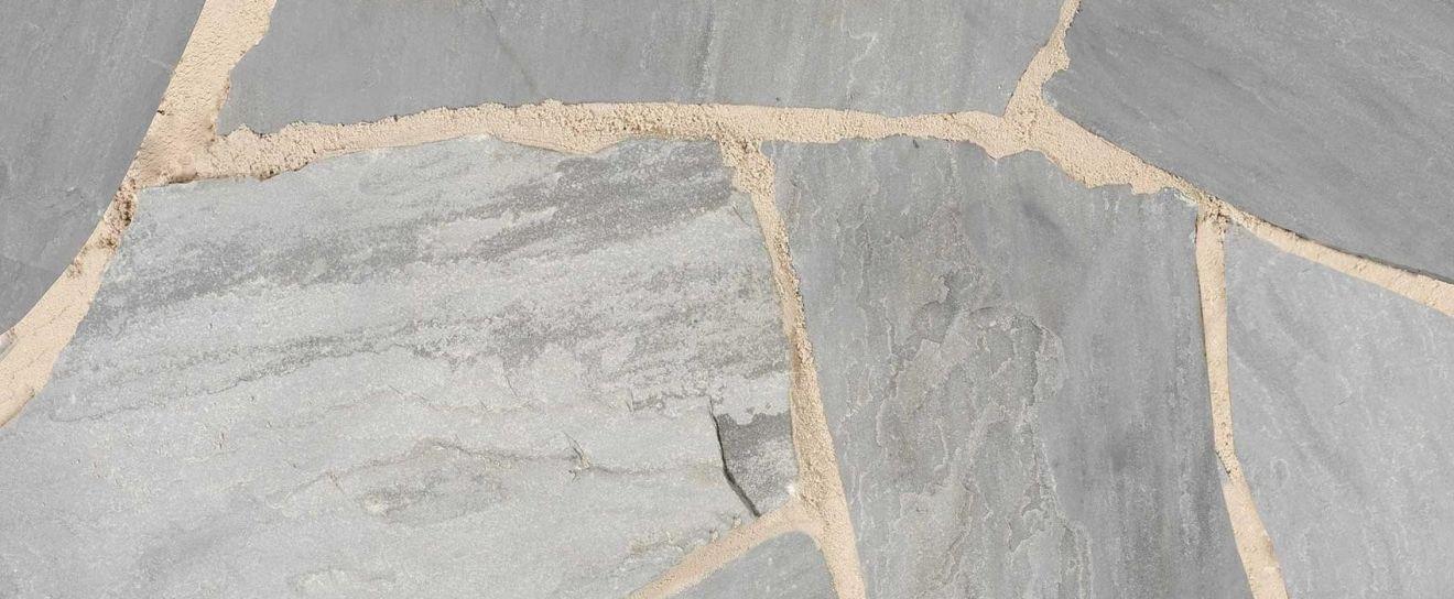 Autumn grey flagstones 2,5-4 cm dik (m2 - art. 56084066)