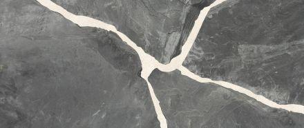 Ultra black flagstones 3-4 cm dik (m2 - art. 55089338)