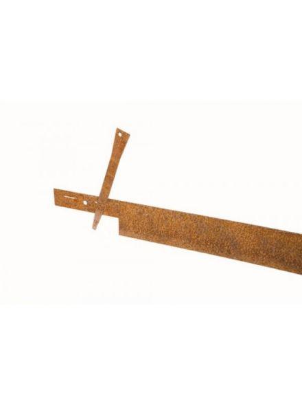 Verankeringspen verzwaard 30,5 cm (vlakke variant - ongecoat - art. 1142186)