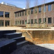 Binnentuin scholengemeenschap