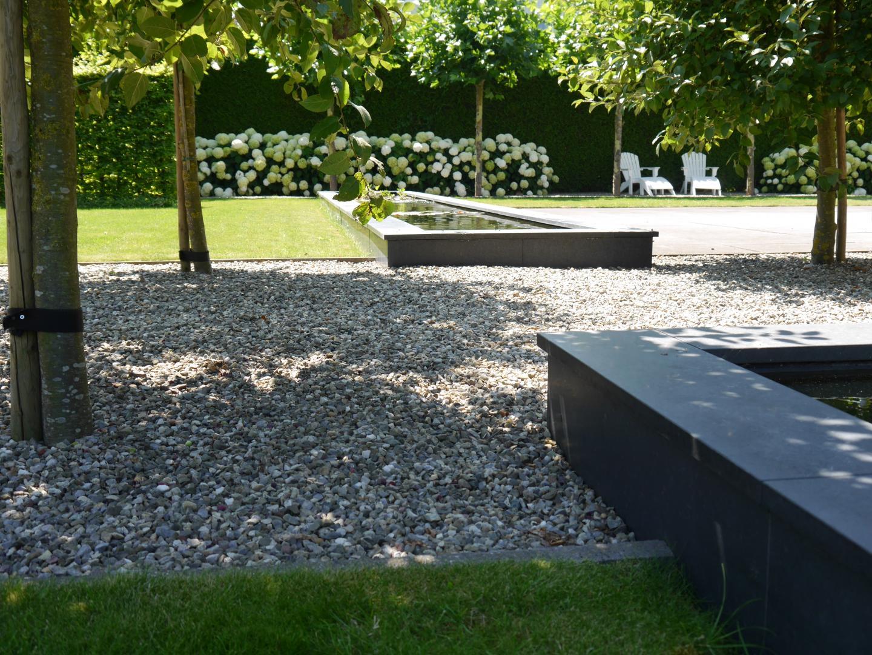 Onderhoudsvriendelijke strakke tuin dutch quality gardens
