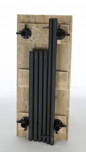 NJOJ Bartafel 'Black' (Blad van 140 cm)
