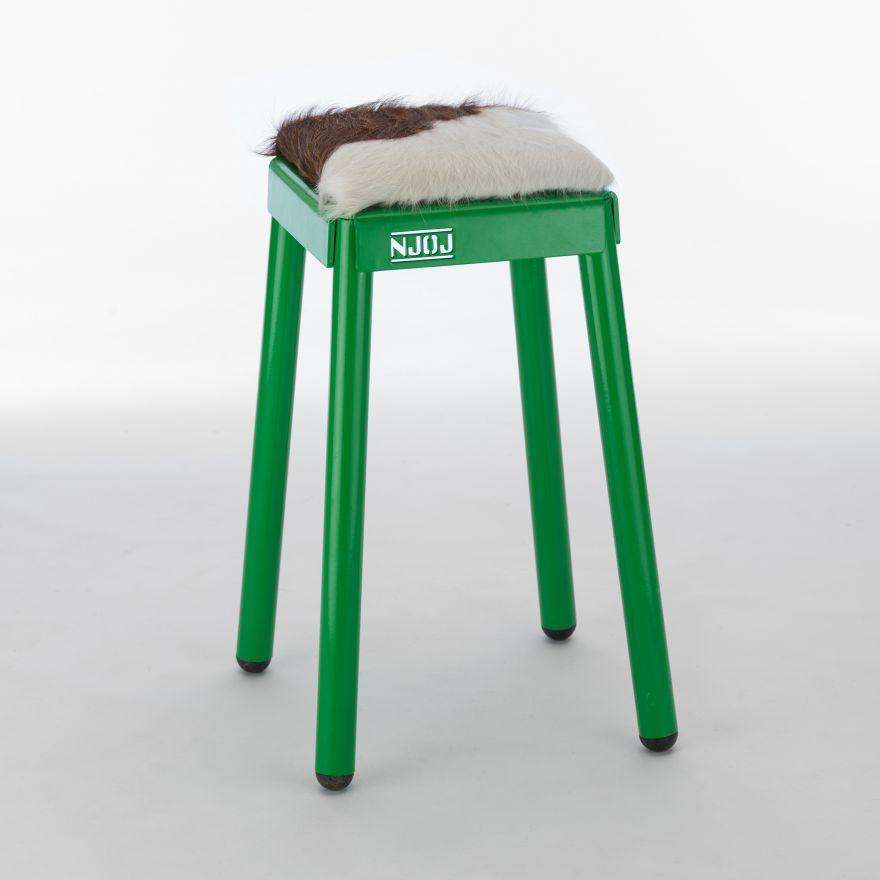 NJOJ Kruk 'Kleur' (50 cm hoog)