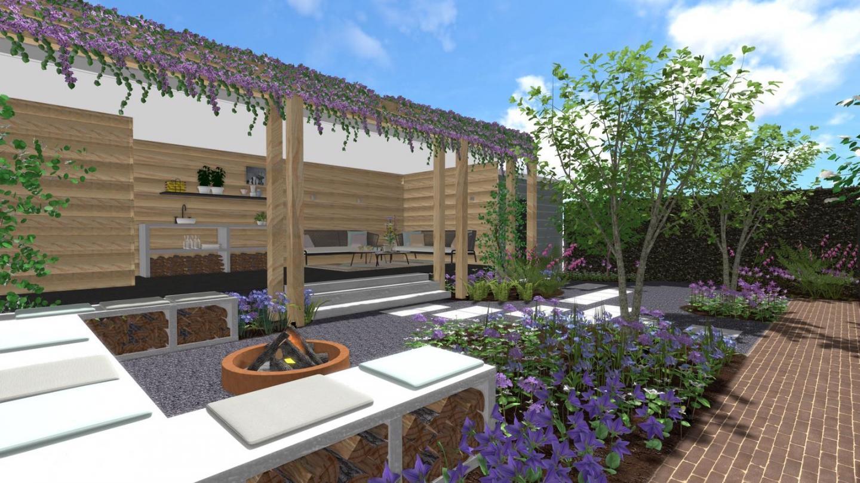 Uitzonderlijk Romantische tuin | Dutch Quality Gardens GH54