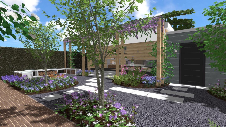 Favoriete Romantische tuin | Dutch Quality Gardens FW65