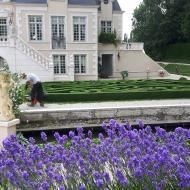 Chateau tuin