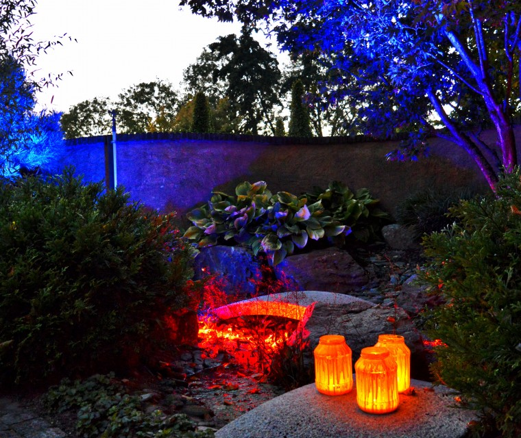 Mystery Gardens in Lights 2019