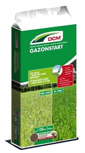 DCM Meststof Gazonstart - Gazon bemesten - 10 kilogram (Gazonbemesting 250 m2)