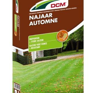 DCM Organische Gazonmeststof voor het Najaar - 10 kilogram (Gazonbemesting 200 m2)