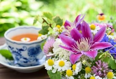 Voorjaars High-Tea